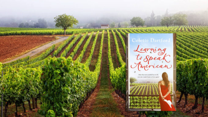 bookcover vineyard