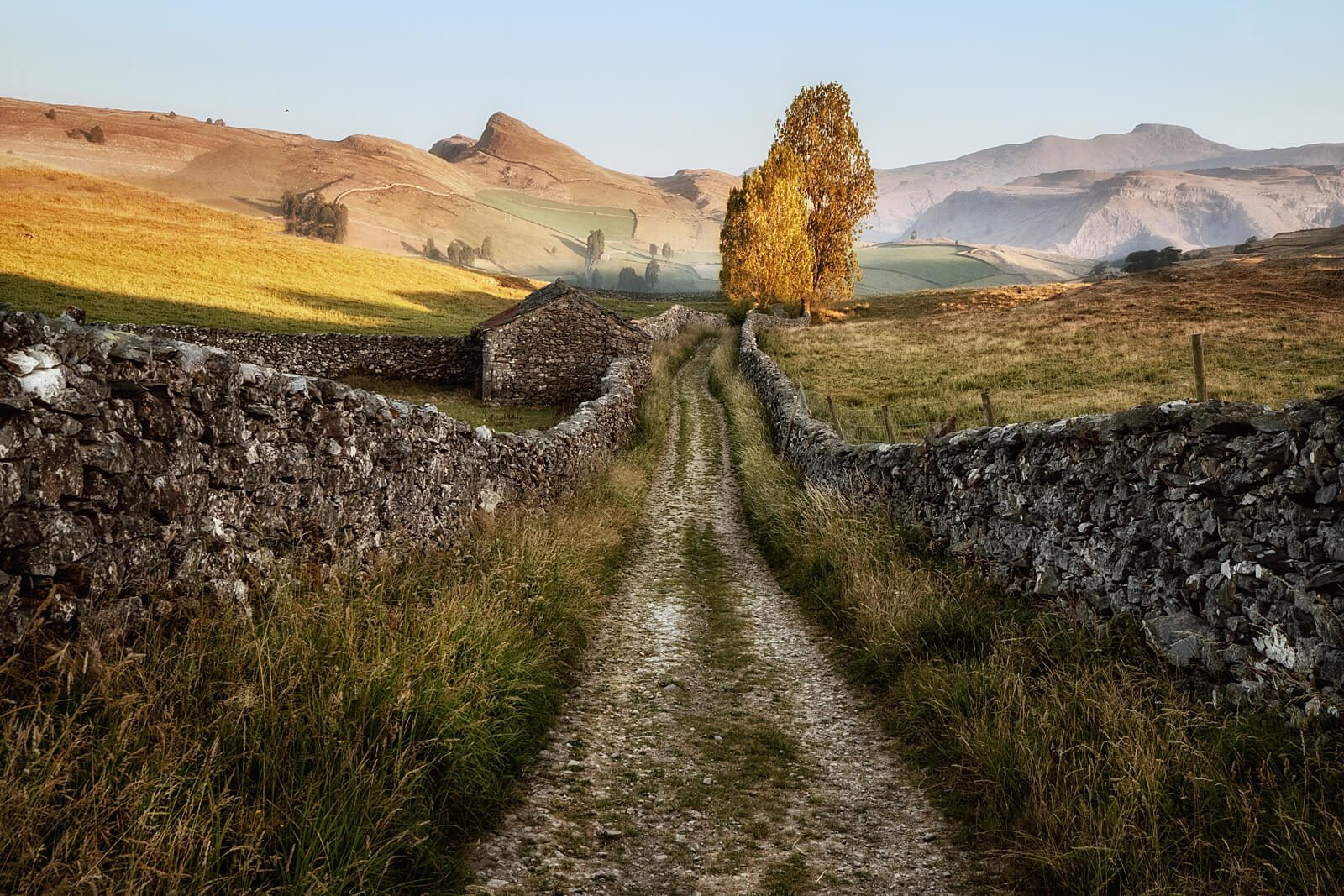 Yorkshire Dales Paths