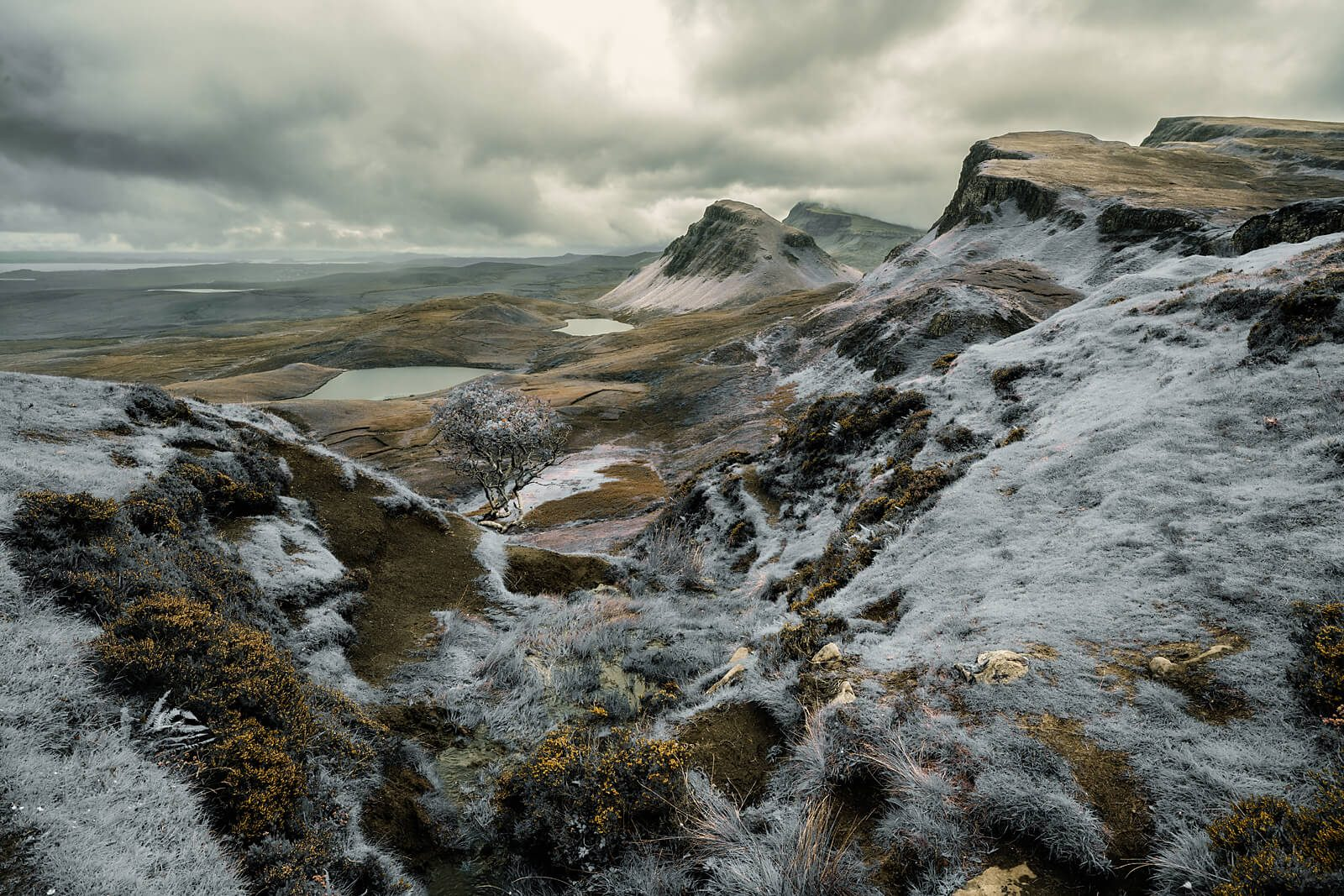 Quiraing wintermood