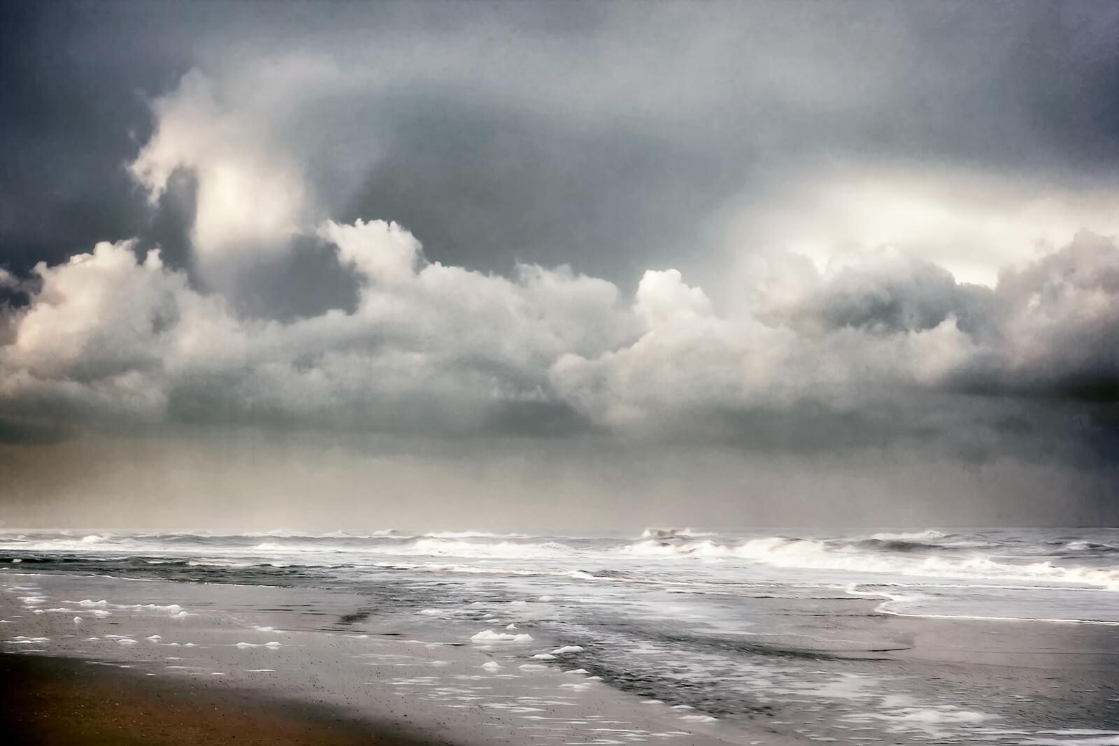 Sky over Northsea