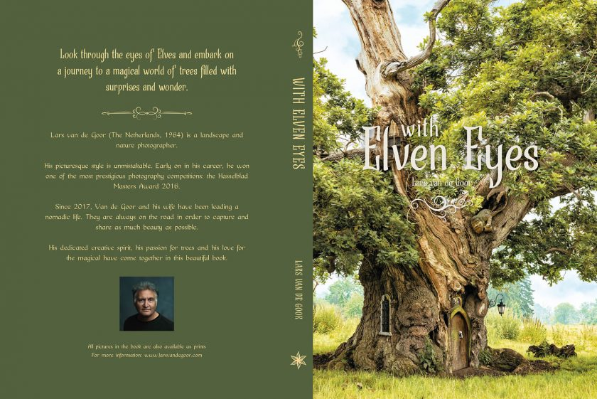 The book 'with elven Eyes' printed soon